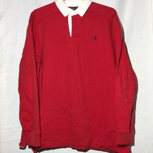Polo Ralph Lauren Long Sleeve Rugby Polo